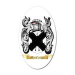 MacErrigle 35x21 Oval Wall Decal