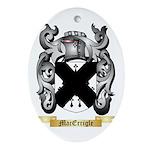 MacErrigle Ornament (Oval)