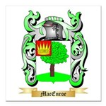 MacEnroe Square Car Magnet 3