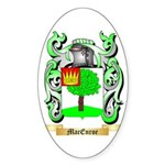 MacEnroe Sticker (Oval 10 pk)