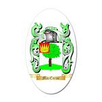 MacEnroe 20x12 Oval Wall Decal
