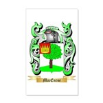MacEnroe 35x21 Wall Decal