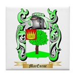 MacEnroe Tile Coaster