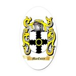 MacEniry Oval Car Magnet