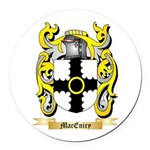 MacEniry Round Car Magnet