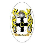 MacEniry Sticker (Oval 50 pk)
