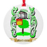 MacEnchroe Round Ornament