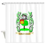 MacEnchroe Shower Curtain