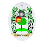 MacEnchroe Ornament (Oval)