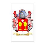 MacElveny Rectangle Car Magnet