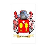 MacElveny Sticker (Rectangle 10 pk)