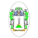 MacElhinny Sticker (Oval 50 pk)