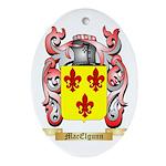 MacElgunn Ornament (Oval)