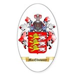 MacEldowney Sticker (Oval 10 pk)