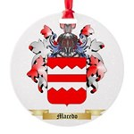 Macedo Round Ornament