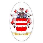 Macedo Sticker (Oval 10 pk)