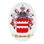 Macedo Ornament (Oval)