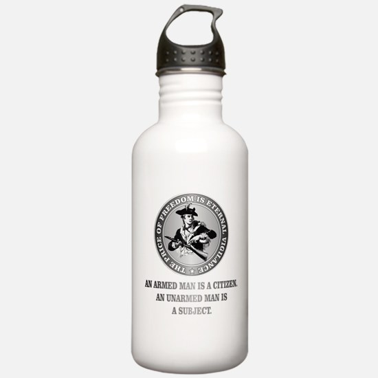 Patriot (Armed Citizen) Water Bottle
