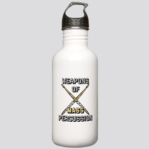 Weapons of Mass Percus Stainless Water Bottle 1.0L