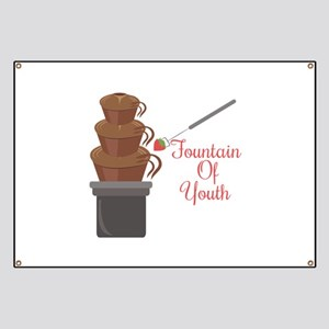 Fountain Of Youth Banner