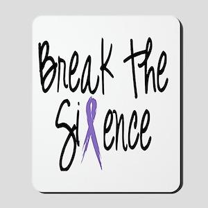 Speak Out, ribbon Mousepad