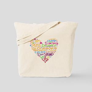 I am Okay Tote Bag
