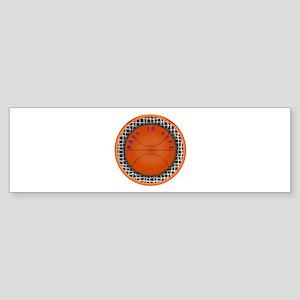 Ball Is Life Bumper Sticker