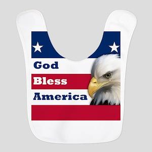 GodBlessAmerica_4in Bib