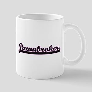 Pawnbroker Classic Job Design Mugs