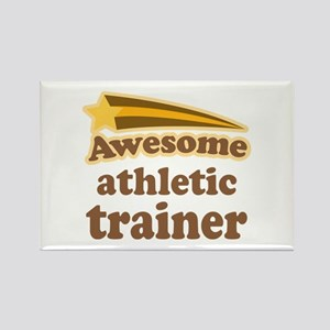 Awesome Athletic Trainer Rectangle Magnet