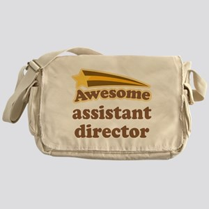 Awesome Assistant Director Messenger Bag