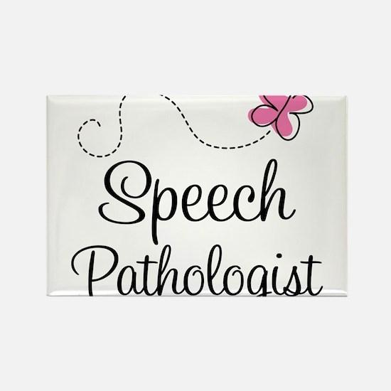 Funny Speech Rectangle Magnet