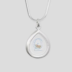 Hamster Wheel Necklaces
