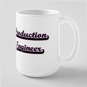 Production Engineer Classic Job Design Mugs