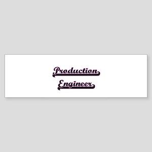 Production Engineer Classic Job Des Bumper Sticker