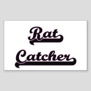 Rat Catcher Classic Job Design Sticker