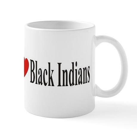Beautiful BlackIndians.com Mug