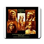 BlackIndians.com Mousepad
