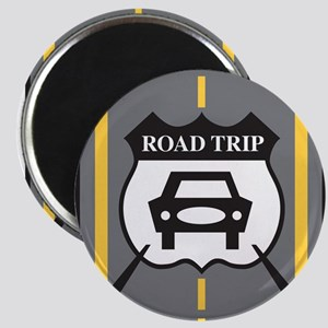 Road Trip Magnet