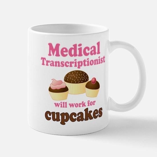 Medical Transcriptionist Mug