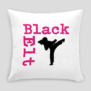 Martial Artist Everyday Pillow