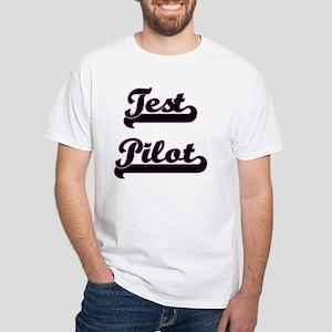 Test Pilot Classic Job Design T-Shirt