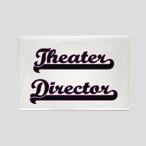 Theater Director Classic Job Design Magnets