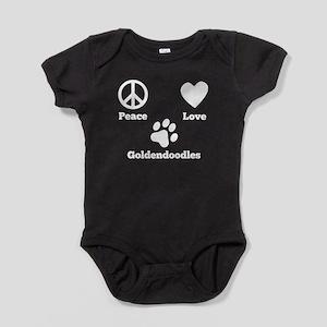 Peace Love Goldendoodles Baby Bodysuit