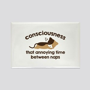 Consciousness Rectangle Magnet