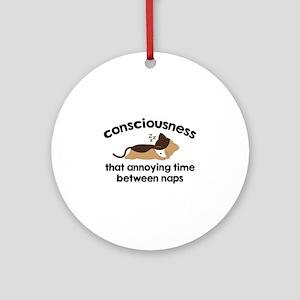 Consciousness Ornament (Round)