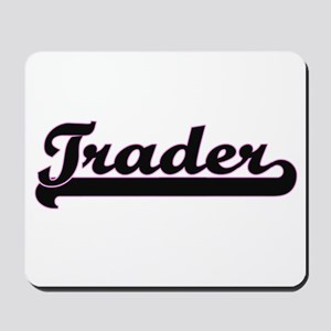 Trader Classic Job Design Mousepad