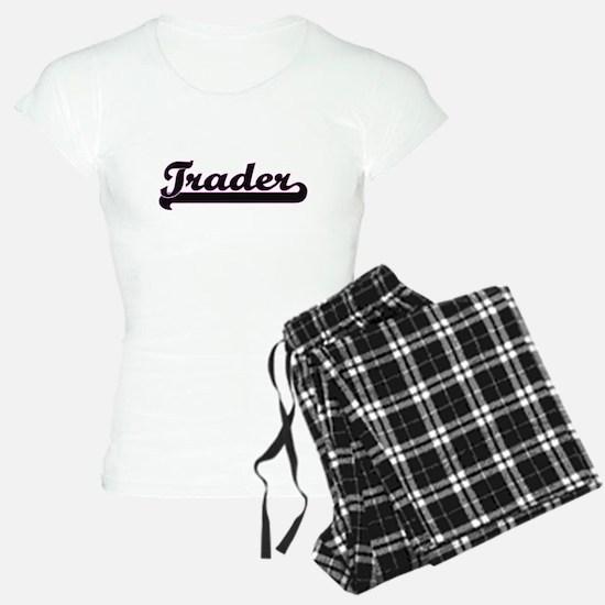 Trader Classic Job Design Pajamas