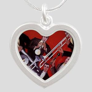 Vintage Music, Art Deco Jazz Necklaces
