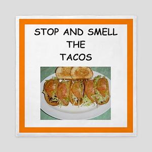 taco Queen Duvet